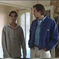 James' character is Martin Caithcart. He had been married to Georgia Simpson for 6 months when she suddenly leaves him. Martin arrives to talk to Georgia and is met by her brother, Nat.