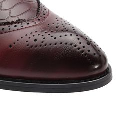 Large Size Men's Modern Brogue Carved Classic Pointed Toe Dress Shoes is designed for the formal occasion, more high-quality men formal shoes are on sale Mobile. Formal Shoes For Men, Men Formal, Mens Designer Boots, Casual Shoes, Men Casual, Plastic Shoes, Driving Shoes, Types Of Shoes, Brogues