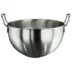 Paderno World Cuisine 8 58 Inch Stainless Steel Mixing Bowl with Handles >>> To view further for this item, visit the image link. (This is an affiliate link) Mixing Bowls, Bakeware, Stainless Steel, Special Deals, Baking, Cookware, Kitchen Dining, Image Link, Fancy