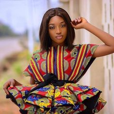 Latest Ankara Styles for Women - Ani Exclusive Best African Dresses, African Tops, African Fashion Ankara, Latest African Fashion Dresses, African Print Fashion, African Attire, African Men, African Prints, African Style