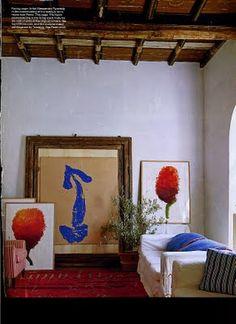 pinkpagodastudio: Alessandro Twombly. Son of Cy
