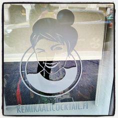 #kemikaalicocktail #Windowshopping #näyteikkunassa #Kallio #Helsinki