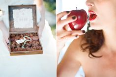 snow white wedding