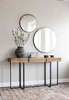 Wohnung Oceanic Living Room Furniture Arrangement Ideas A Quick Introduction To California Health In Living Room Furniture Arrangement, Living Room Decor, Living Rooms, Console Table Living Room, Console Tables, Entryway Decor, Entryway Ideas, Modern Entryway, Entrance Ideas