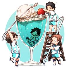 Haikyuu!! / HQ!!