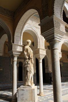 Sevilla - Casa de Pilatos | Flickr: Intercambio de fotos