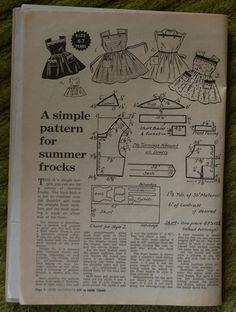 Enid Gilchrist - Summer frocks