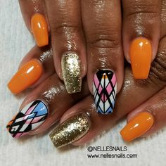 """262 Likes, 3 Comments - Get Some Nelle-zazz in Yo Life (@nellesnails) on Instagram: """"Nelle took the Wheel! HEY NAILS! #nailclub #naillady #nailsart #lines #showmethemani #naillife…"""""""
