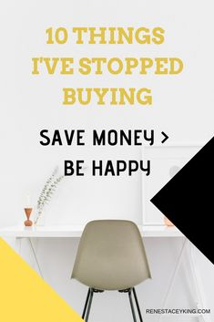 Ever since I stopped buying these 10 things I have saved so much cash and have become a lighter, more intentional, joyful person. What have you stopped buying? Stop Drinking Alcohol, Brown Lipstick, Screwed Up, Inner Peace, Joyful, Lighter, Saving Money, How To Look Better, I Am Awesome