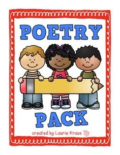 Are you teaching your students how to write poems?  This poetry unit will enable your students to express their ideas in a creative way. It is a great introduction to poetry writing.  This product includes:*My Poetry Book cover (color and b/w)*Types of Poetry sheet with examples*Acrostic Poem*Cinquain Poem *Couplets Poem *Diamante Poem *Haiku PoemThank you for showing an interest in this product.