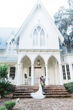 Bride and groom portraits - Romantic Wedding at Rose Hill Mansion, Photographed by Apt. B Photography and featured on A Lowcountry Wedding Southern Weddings, Romantic Weddings, Perfect Wedding, Dream Wedding, Wedding Blog, Wedding Ideas, Rose Hill Mansion, Chapel Wedding, Here Comes The Bride