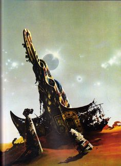 From Stewart Cowley's 1979 Spacewreck. More art in this album.