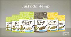 Plant Species, Hemp, Seeds, How To Make, Food, Meal, Essen, Hoods, Grains