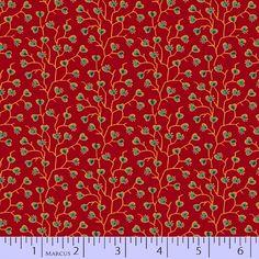 Marcus Fabrics - Party of Twelve - Judie Rothermel  R33 0398-0111 (1800-tal, osäkert när)