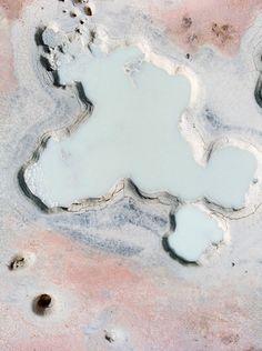 calcified lake
