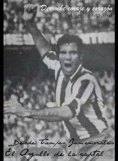 Luis Aragonés, leyenda #Atleti DEP