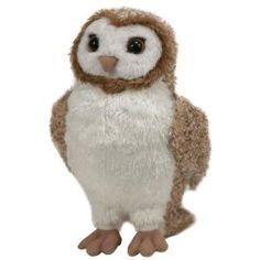 Ty Beanie Baby Soren - Guardians of Ga'Hoole owl
