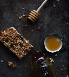 christelle is flabbergasting : blog de recettes de cuisine, bonnes adresses à Montréal: Barres granola