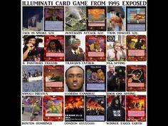 Illuminati Card Game-Did it predict 911 & the Coming New World Order - YouTube