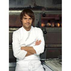 Chef Gontran Cherrier.