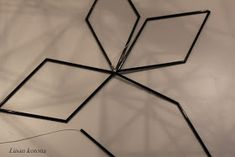 Liisan kotona: Liisan himmeli vuosimallia 2015 Table Lamp, Paper, Crafts, Home Decor, Manualidades, Decoration Home, Room Decor, Table Lamps, Handmade Crafts
