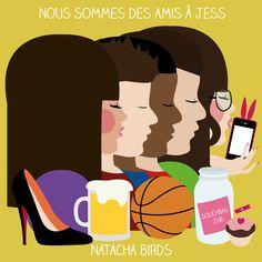 Les filles à Séries.