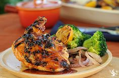 Sweet Cider BBQ Choice Cut Chicken - Whether you cook this quick, fabulous low-fat dinner on the grill or in the oven, our tender, all natural chicken breasts are basted with a mouth-watering Dream Dinners cider BBQ sauce that is sure to get the whole family licking their lips and begging for more.