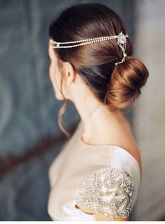 Luscious Wedding Hairstyles for a Picture-Perfect Look - Photography: Katie Grant