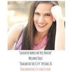 Podcast Episode 20 with Melanie Dale | Shalom in the City