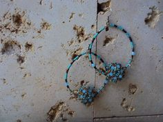 hermosos Bead Earrings, Turquoise Necklace, Beaded Jewelry, Contemporary, Beads, Fashion, Sweetie Belle, Beading, Moda
