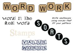 Word Work for Daily 5