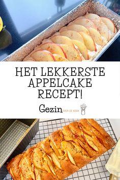 Dutch Recipes, Baking Recipes, Cake Recipes, Bistro Food, Happy Foods, No Bake Cake, Cupcake Cakes, Sweet Treats, Bakery