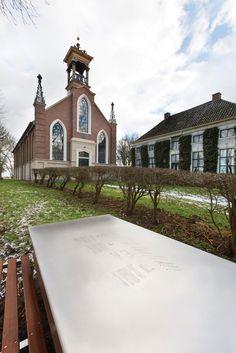 Ontwerp tafel Wittewierum - i.o.v. St. Oude Groninger Kerken.
