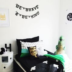 We love how Meeny Miny has styled a Mocka Post Box 3 into her son's bedroom. Available at www.mocka.com.au.