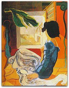 Bilderesultat for cicero dias Georges Braque, Henri Matisse, Pablo Picasso, Window View, Art Museum, Amazing Art, Canvas, Classic, Illustration