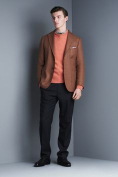 DUNHILL FALL/WINTER 2016 #LCM – DESIGNS FEVER