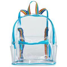 Clear & Rainbow Backpack Kids Clear & Rainbow BackpackClear-cell adenocarcinoma Clear-cell adenocarcinoma is a type of adenocarcinoma that shows clear Types include: Clear Backpacks, Cute Backpacks, Girl Backpacks, School Backpacks, Leather Backpacks, Leather Bags, Mini Backpack, Backpack Bags, Duffle Bags