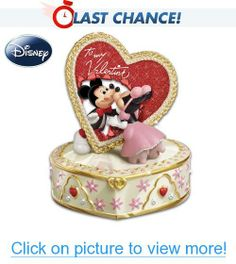 Disney's Let Me Call You Sweetheart Valentine's Day Music Box by The Bradford Exchange #Disneys #Let #Call #Sweetheart #Valentines #Day #Music #Box #Bradford #Exchange