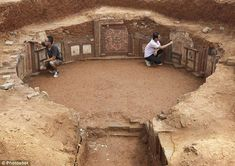 Famous for its Ancient Tombs Museum, Luoyang in China, is a popular destination for tourists and archaeologists alike. But now there may be a bit more activity going on in the Henan Province city after a tomb was discovered thought to be 1,100 years old. Coins have been found which can be dated back to around 713AD, the Kai Yuan era, which saw Emperor Xuanzong of Tang (also known as Emperor Ming of Tang) rule for the longest period of time of the Tang dynasty…