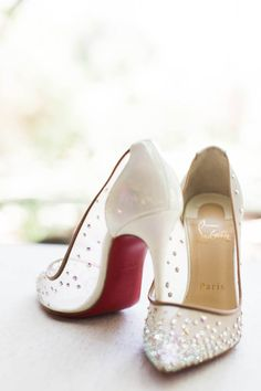 Wedding Shoes - Jenny Quicksall Photography
