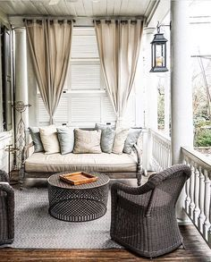 Screened porches enhance your life and add extra living space. See these amazing. Screened porches enhance your life and add extra living space. See these amazing outdoor screened in porch decorating ideas to create your own wonderful outdoor space.