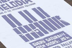 Digitaldruck - Phonkie Melodia - ein Designerstück von DiplomatOfStyle bei DaWanda