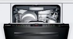 Best Rated Dishwasher It's never easy to buy a home appliance and it's particularly difficult to find a best rated dishwasher. Most families prefer to invest in a model that can clean effectively and quickly. They also need a model that will clean the most dishes in a single load. However, the actual process of choosing a dishwasher is quite difficult as there are several best rated dishwashers in the industry at present. Most of them offer features that you might have never even have heard Stainless Dishwasher, Black Dishwasher, Built In Dishwasher, Best Rated Dishwashers, Quiet Dishwashers, Appliance Reviews, Bosch Appliances, Fully Integrated Dishwasher, Dish Racks