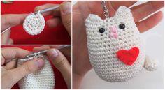 Crochet Beautiful Mini Cat
