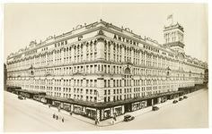 Anthony Hordern & Sons - This Working Life - Exhibitions Australian Newspapers, Terra Australis, Australian Photography, Australian Capital Territory, The 'burbs, Liverpool Street, The Sydney Morning Herald, Central Business District, Historical Images