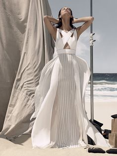 BCBG Max Azria Resort 2015 - Review - Vogue