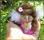 Magical Hawaiian Menehunes: Puhi (Conch Shell) is devoted to protecting and guiding you on your life's journey.