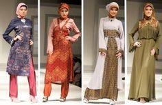 Butik Jeng Ita - Produk Busana dan Fashion Cantik Terbaru: Baju Muslim Untuk Perut Buncit
