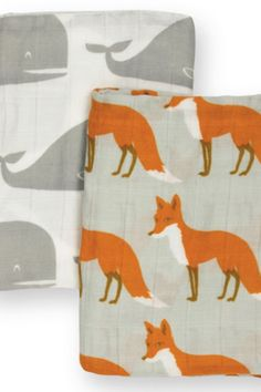 853a6f60345 Milk Barn Bundle of Burpies - Orange Fox Grey Whale at Black Wagon