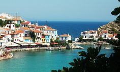 Greek Escape:  Kokkari, Samos | Greece
